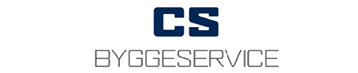 CS Byggeservice logo
